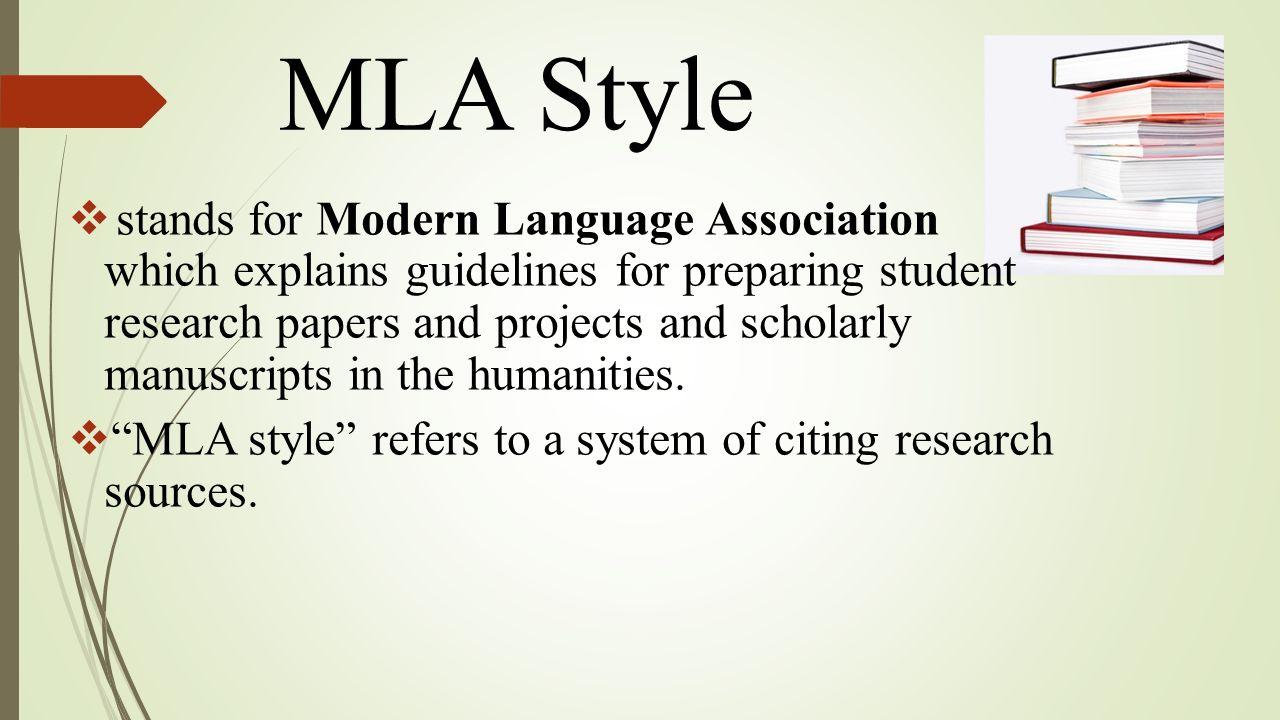 ppt on mla style an mla style paper should be typed on white