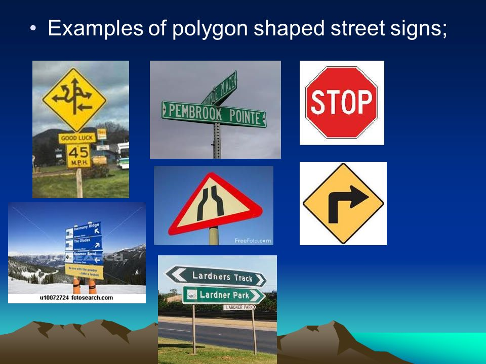 Polygons By Clarissa Delgado Robert Acevedo How Do We Use