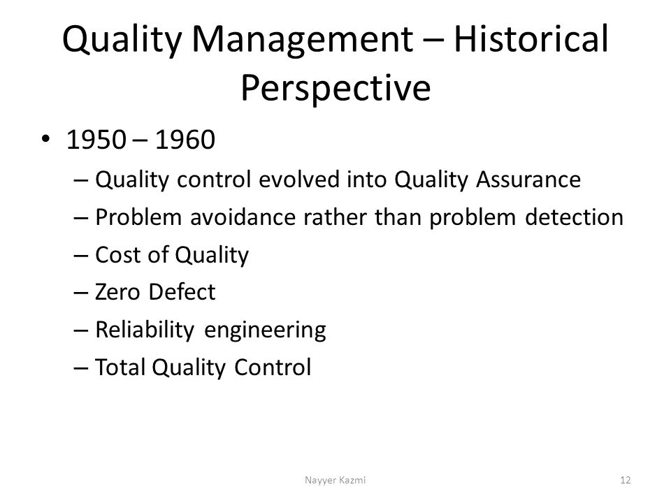 quality management 3 essay Total quality human resources management by: tiona vandevender introduction total quality human resources management (tqhrm) is an approach to human resources management that involves many of the concepts of quality management the primary goal of tqhrm is employee empowerment.