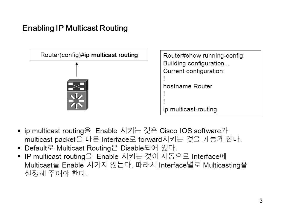 1 Switch Block Core Video Servers Host IP Multicast