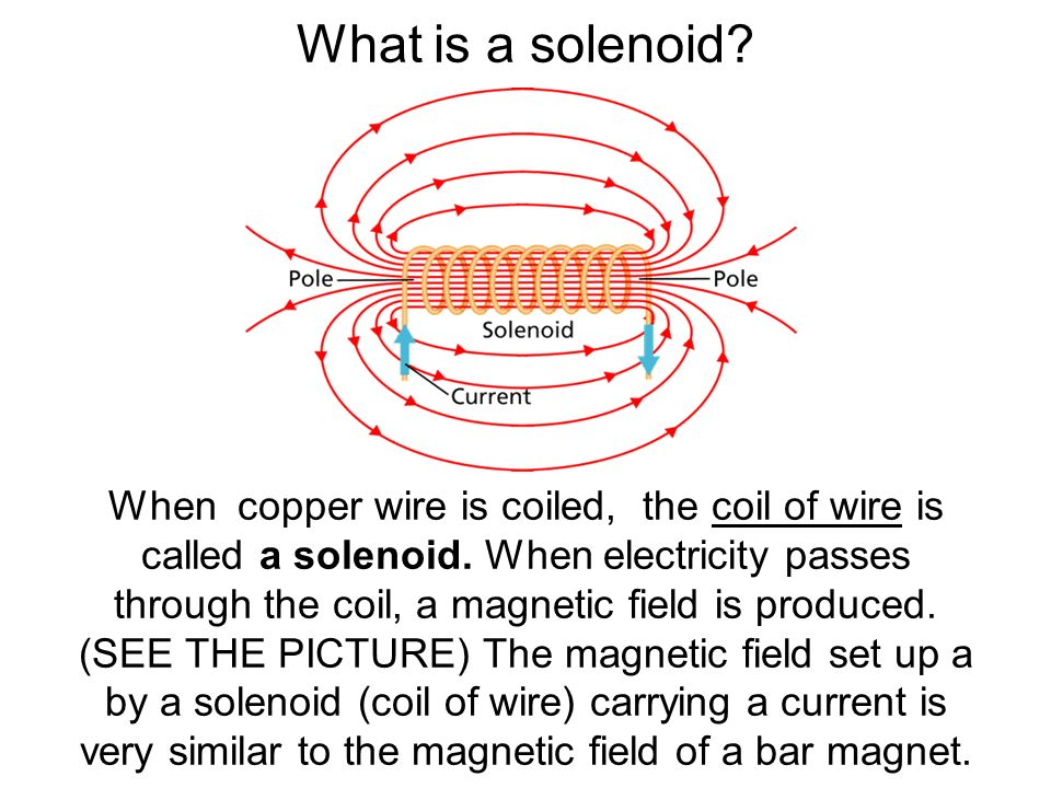 What is an electromagnet?  The basic idea behind an