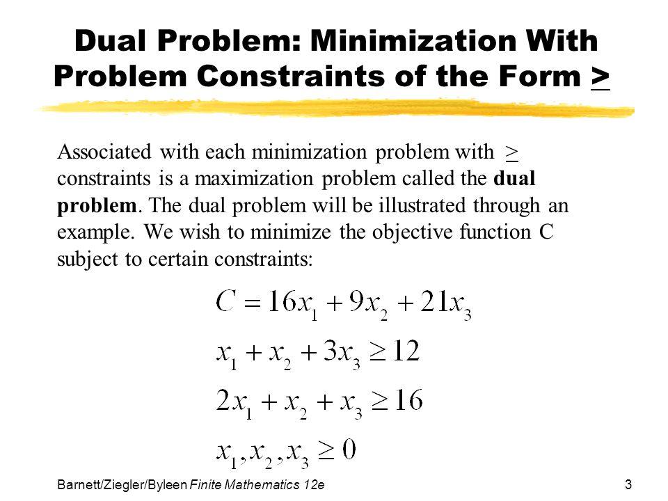 Linear programming: part 08: simplex method youtube.