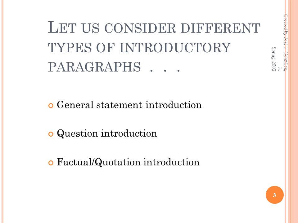 how to write an introduction paragraph for a reflective essay