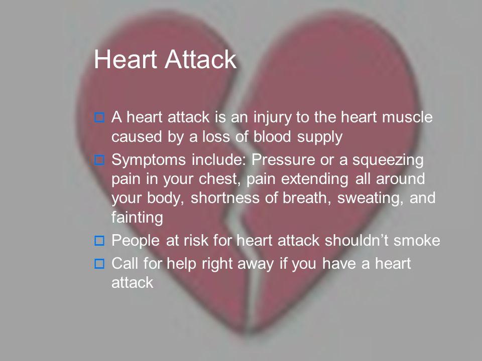 5 Heart Attack  A ...