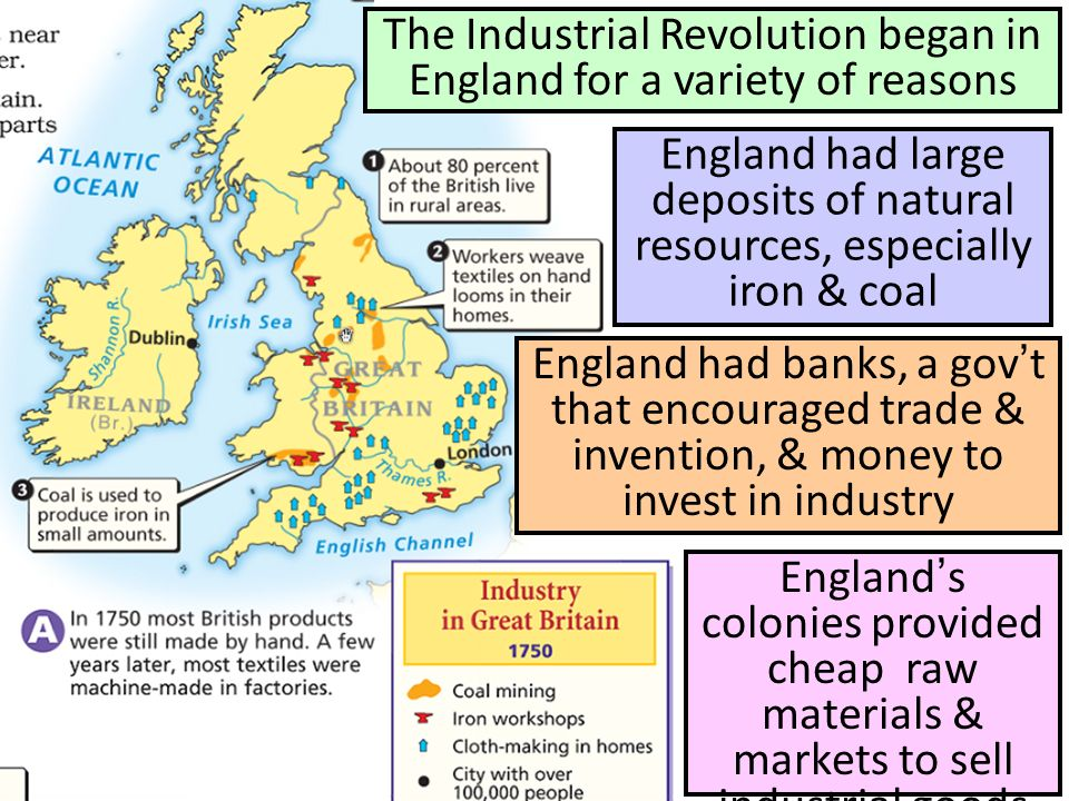 when did the industrial revolution began in great britain