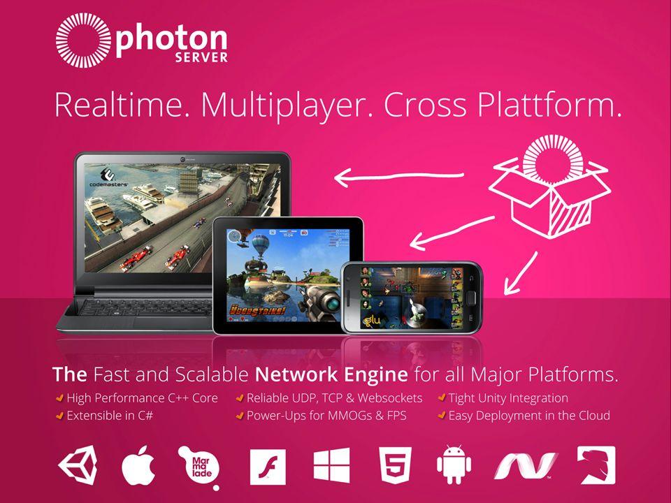 Realtime  Multiplayer  Cross Platform  Tom Sperry, Exit Games - ppt