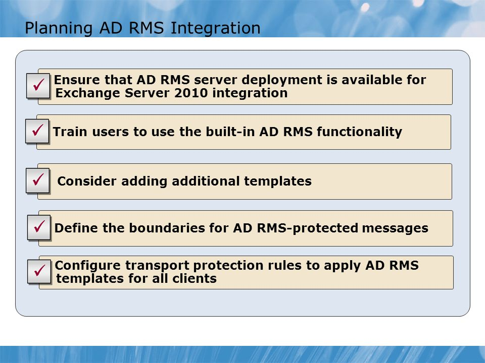 Module 7 Planning and Deploying Messaging Compliance  - ppt