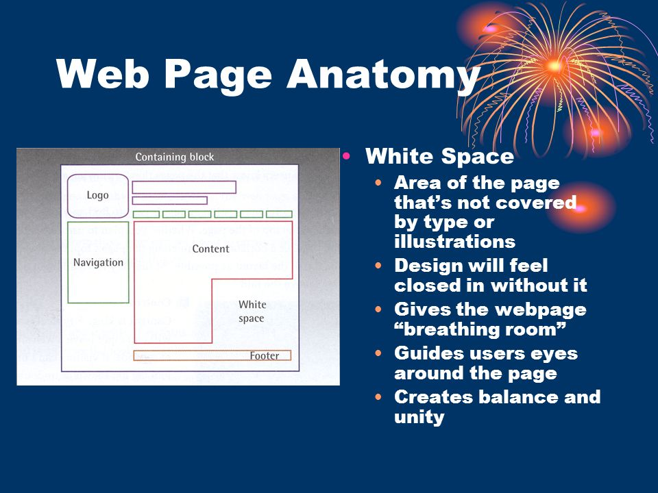 Designing Web Pages Layout and Composition. Defining Good Design ...