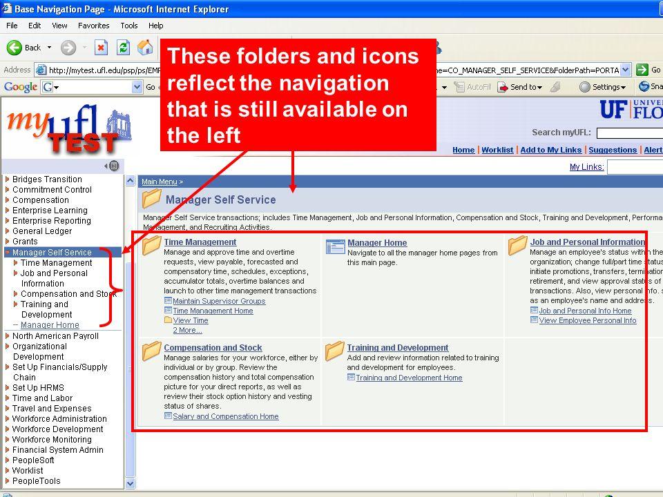 MyUFL Portal Upgrade Heather Sielicki Information Analyst