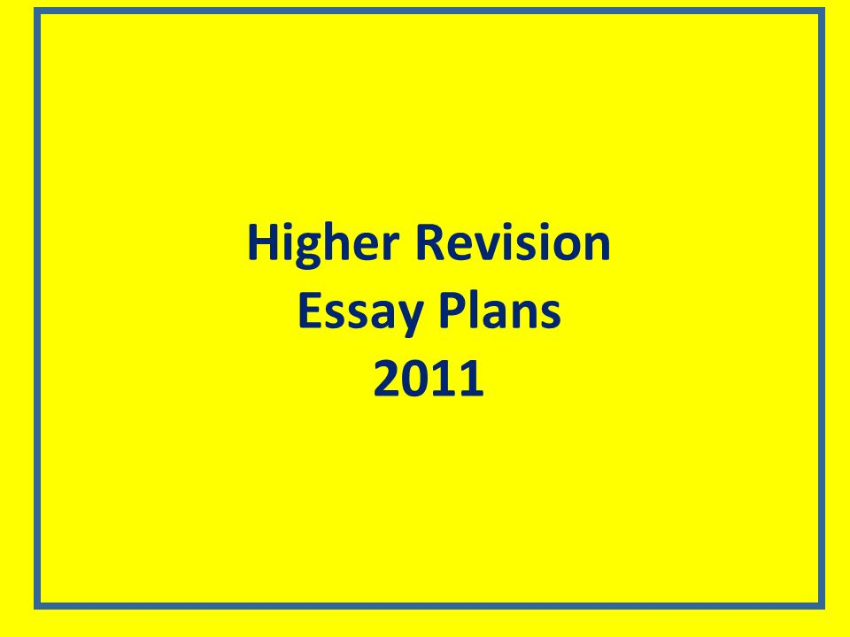 Research Papers Examples Essays  Higher Revision Essay  Business Essay Structure also Terrorism Essay In English Higher Revision Essay Plans Evaluate The Range Of Factors Which Can  Examples Of Thesis Statements For Essays