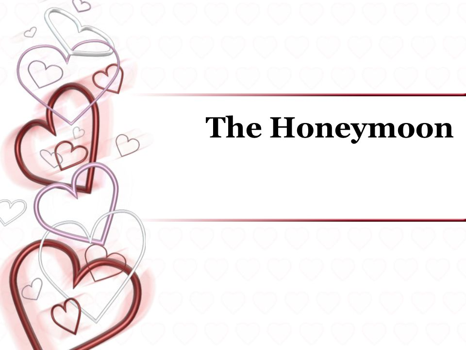 The honeymoon who pays for what parents usually pay the costs of 1 the honeymoon junglespirit Gallery