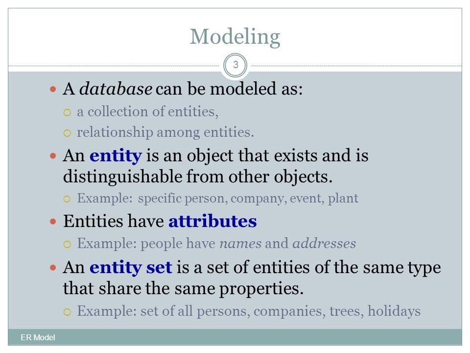 database management system entity relationship model ppt download Chart Diagram Template 3 modeling
