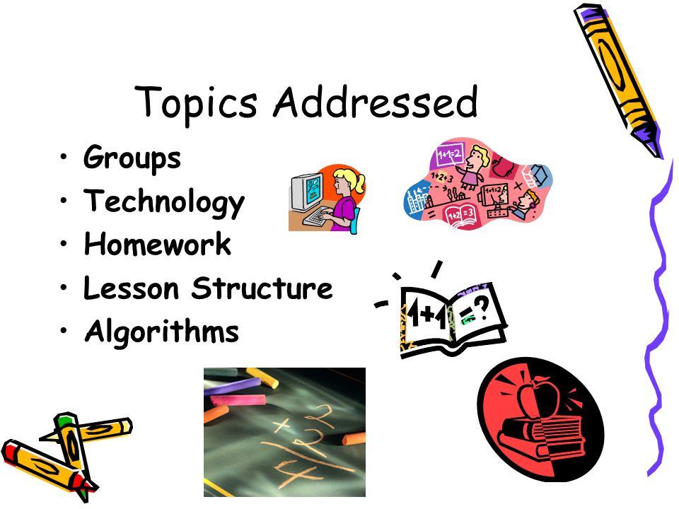 technology homework