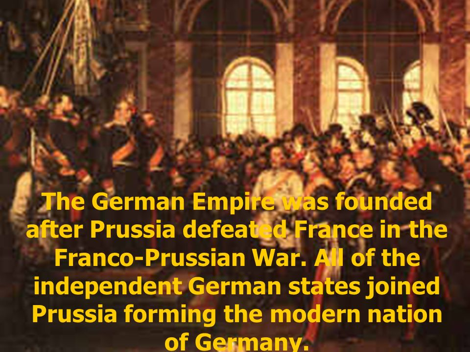 Signing the Treaty Although Germany objected to the treaty, in reality they had no choice.