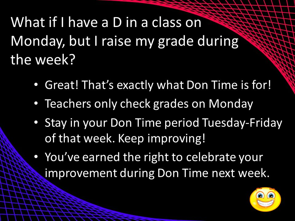 raise my grade