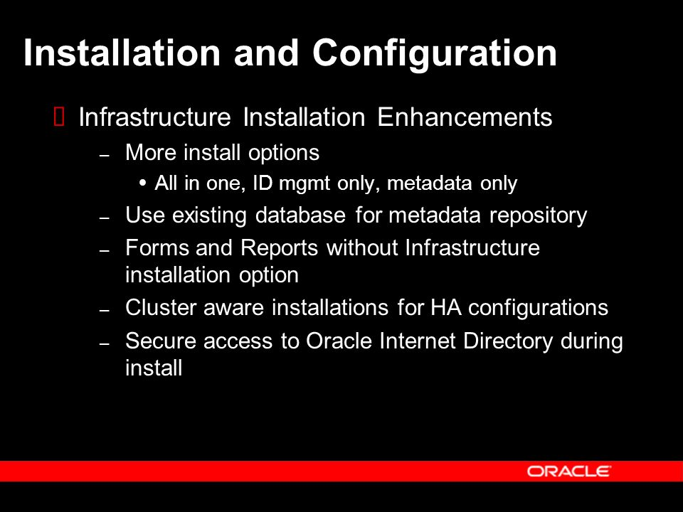 What's New in Oracle Application Server 10g? Rakesh Dhoopar