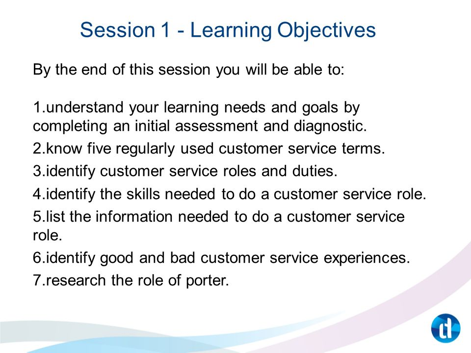 list of good customer service skills