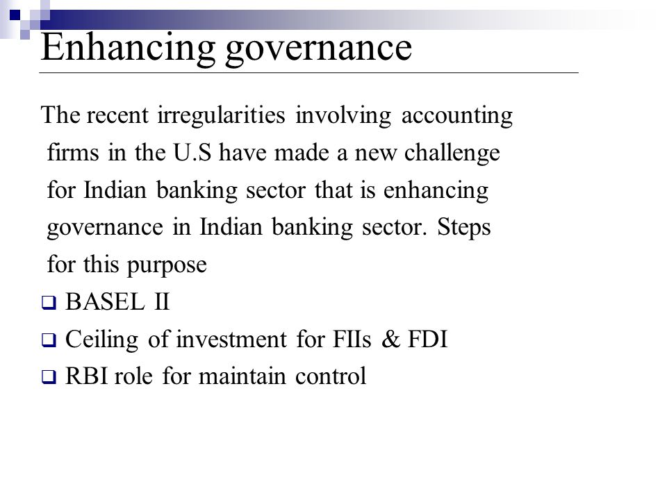 INDIAN BANKING: CURRENT SCENARIO & CHALLENGES ppt download