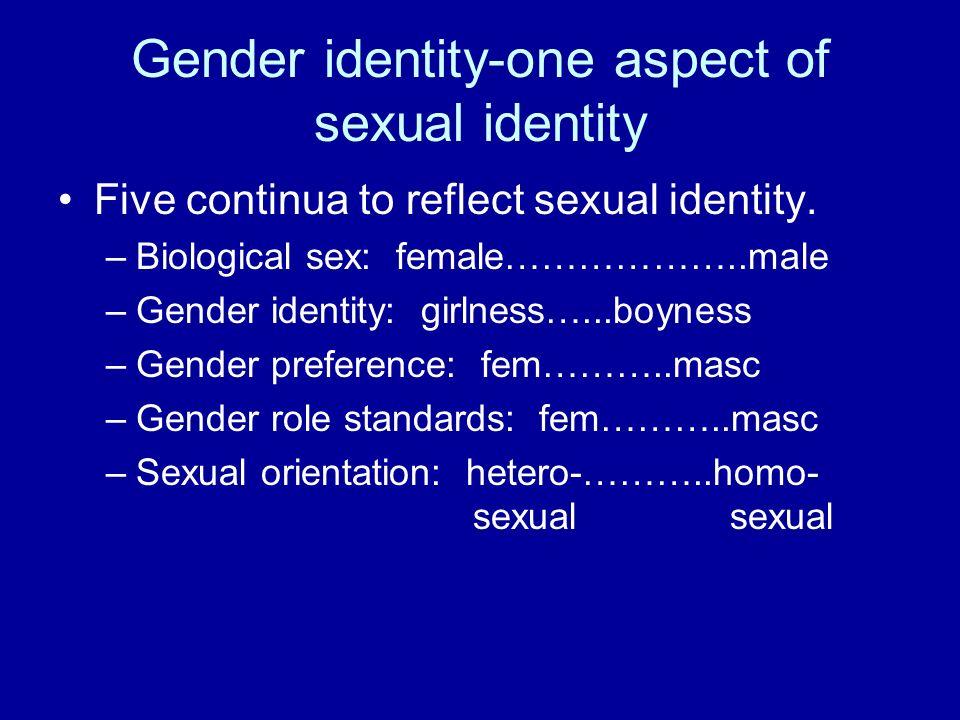 Age sexual orientation develops