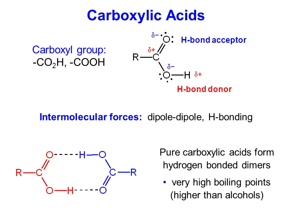 Image result for carboxyl group bonding