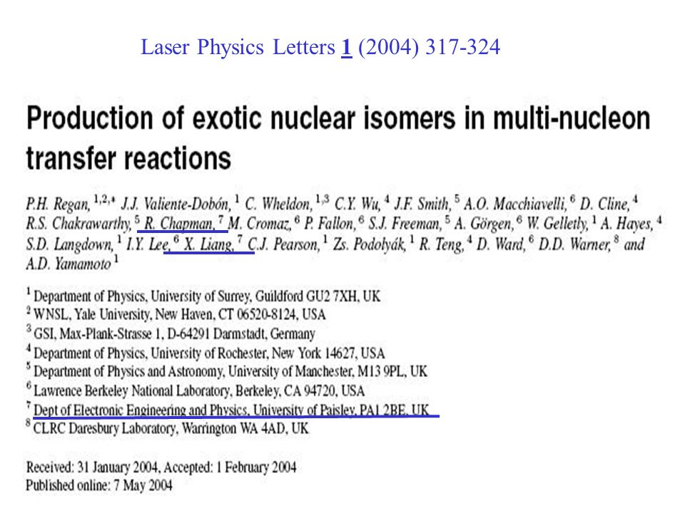 Recent Nuclear Structure and Reaction Dynamics Studies Using