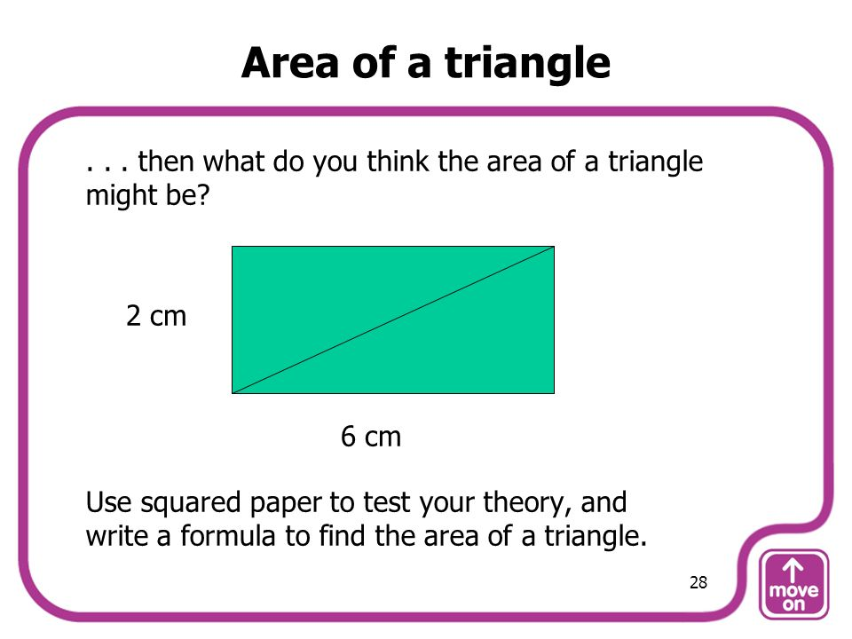 Review To introduce approaches to working out perimeter, area and ...