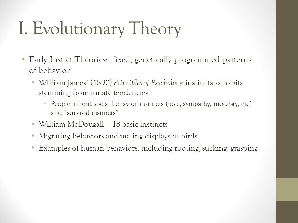 3 motivational theories