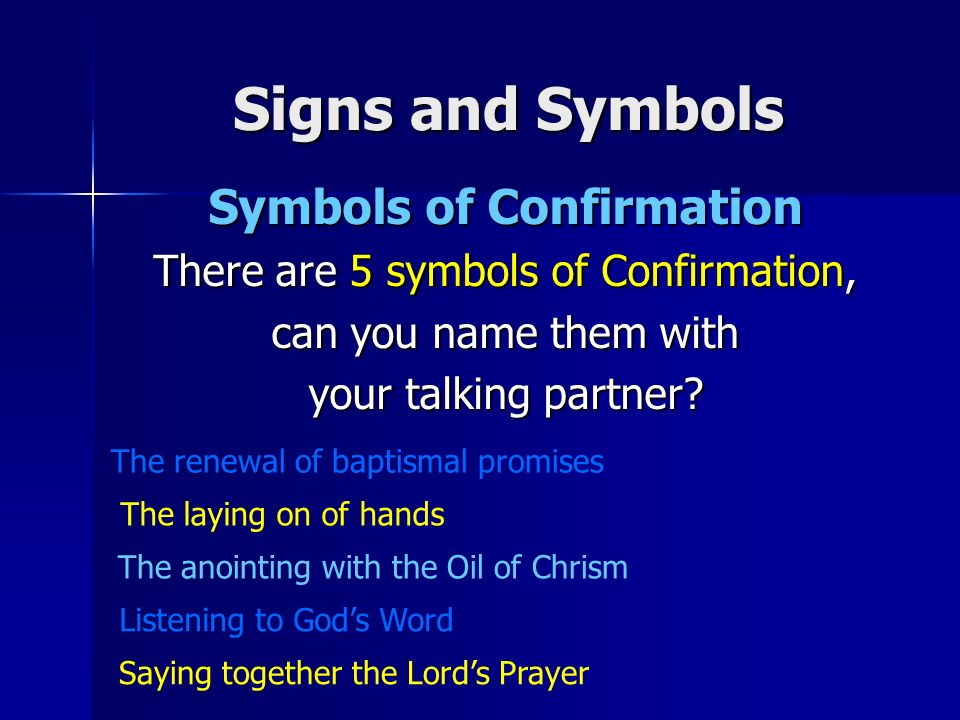 What Can We Remember From Our Topic On Signs And Symbols Ppt Download