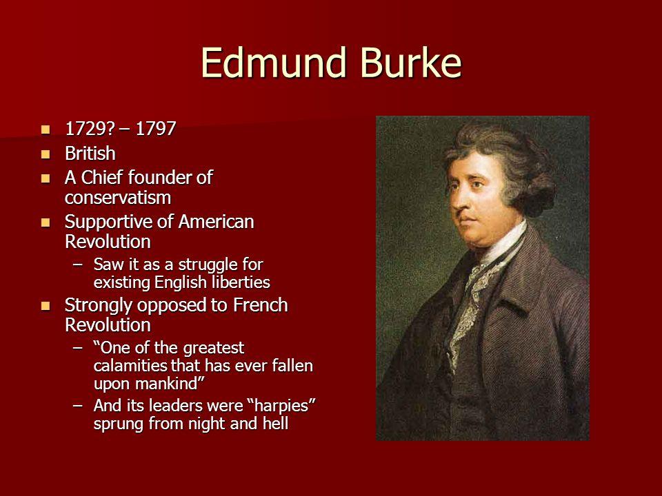 """Résultat de recherche d'images pour """"Edmund Burke (1729 – 1797)"""""""