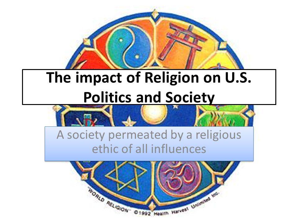 impact of religion on society