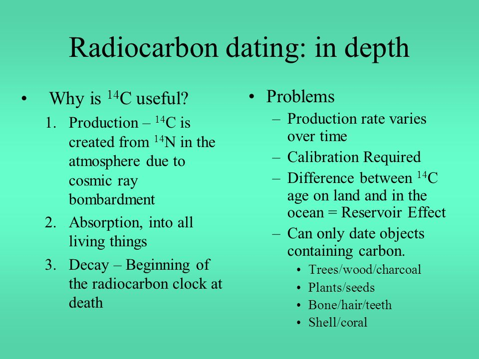 radiocarbon dating seeds laws for dating minors in california