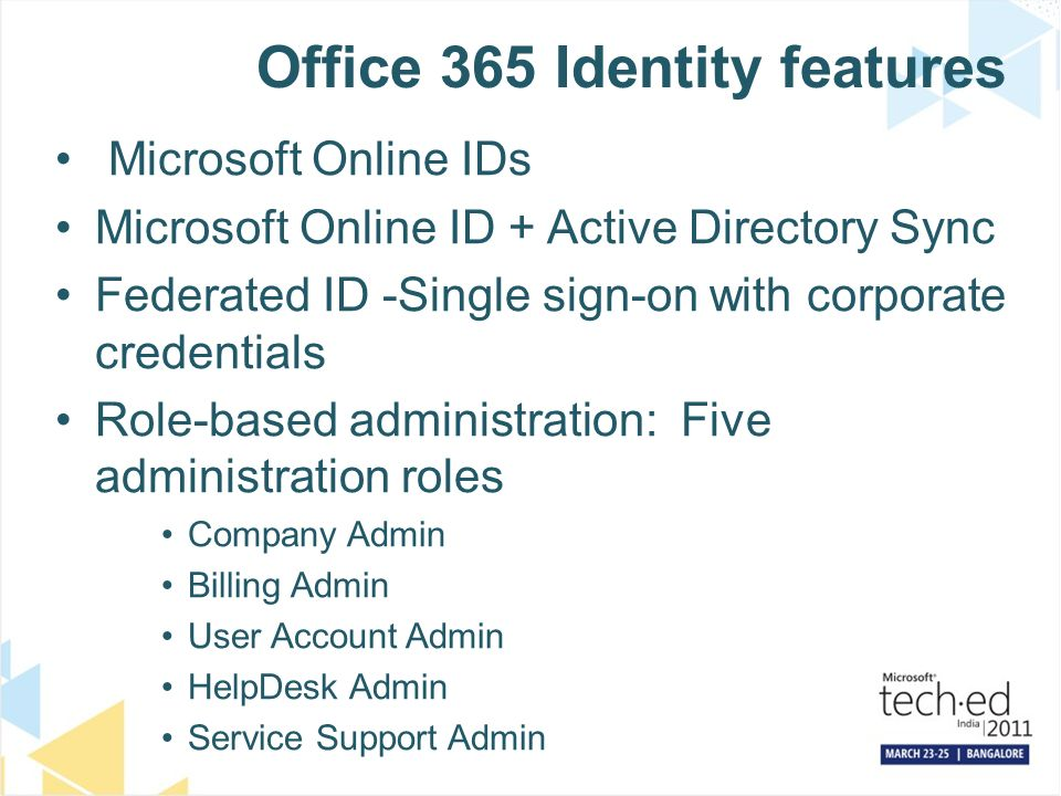 office 365 identity and access solutions suresh menon technology