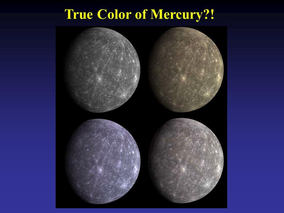 какого цвета меркурий фото