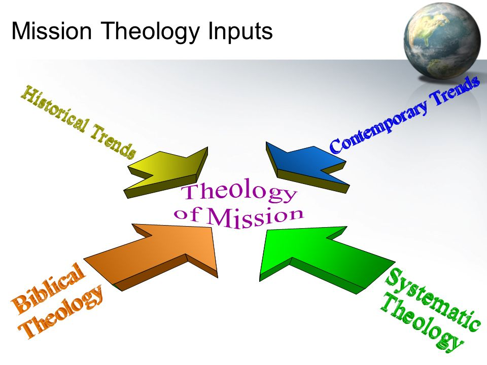 MISSION THEOLOGY PDF DOWNLOAD