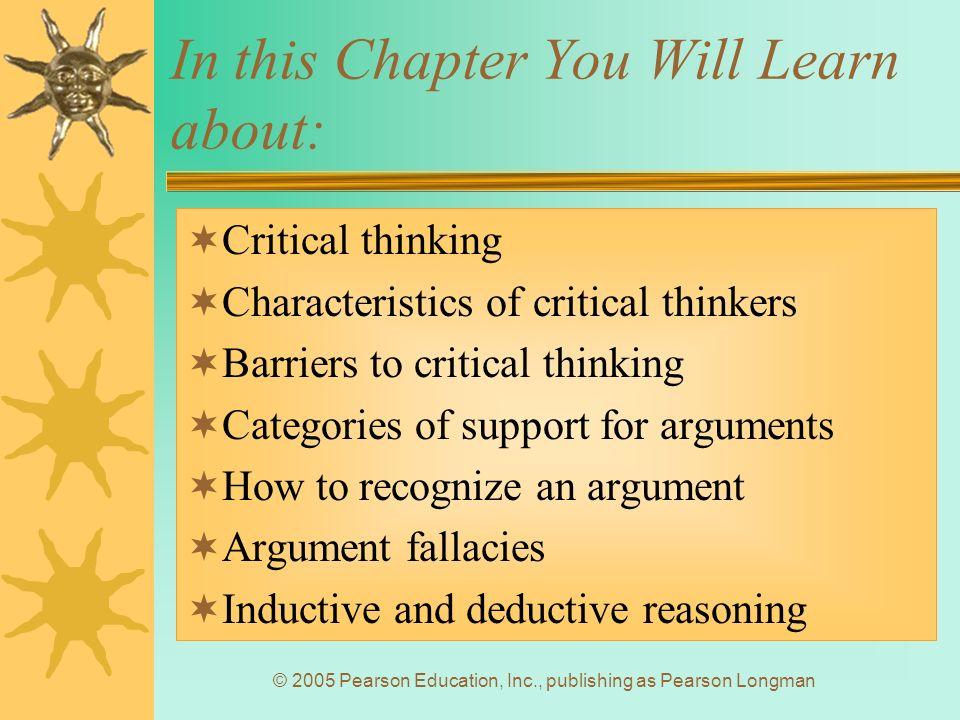 2005 pearson education inc publishing as pearson longman chapter
