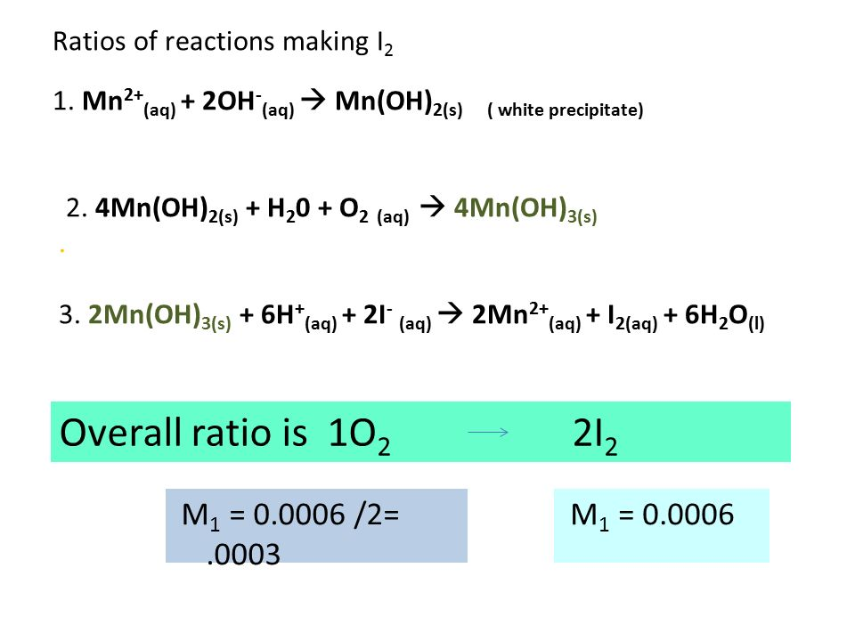 Sodium Thiosulfate Titrations Assign Oxidation Numbers Which Is
