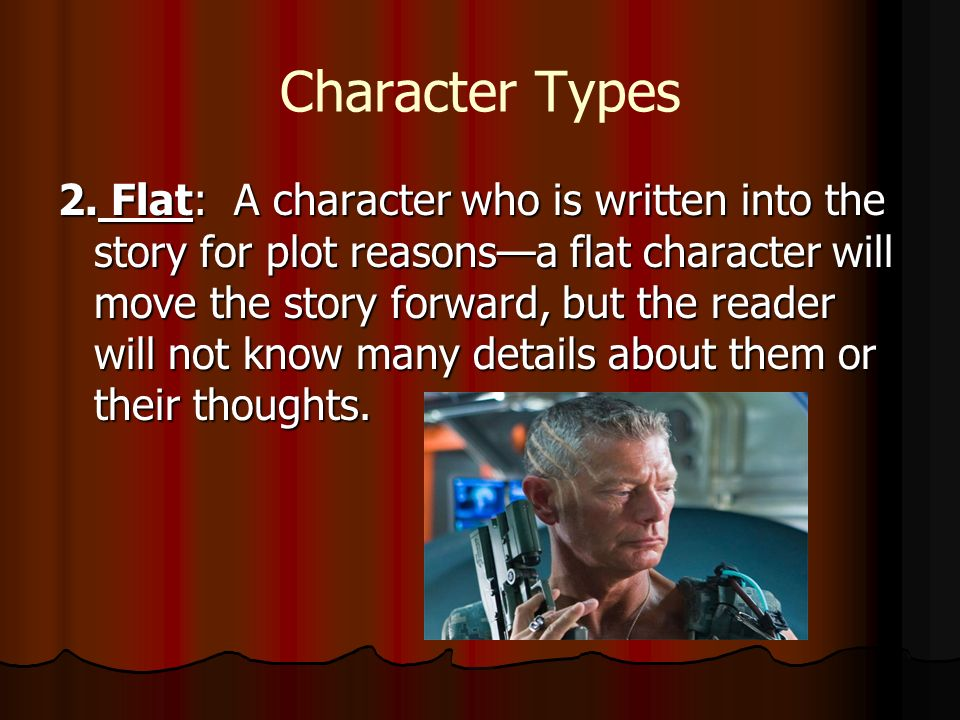 Character Types 2.