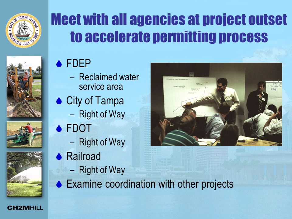 South Tampa Area Reclaimed (STAR) Project Phase II City of