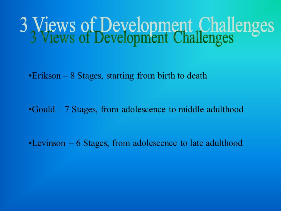 brian pham period 1 erikson 8 stages starting from birth to