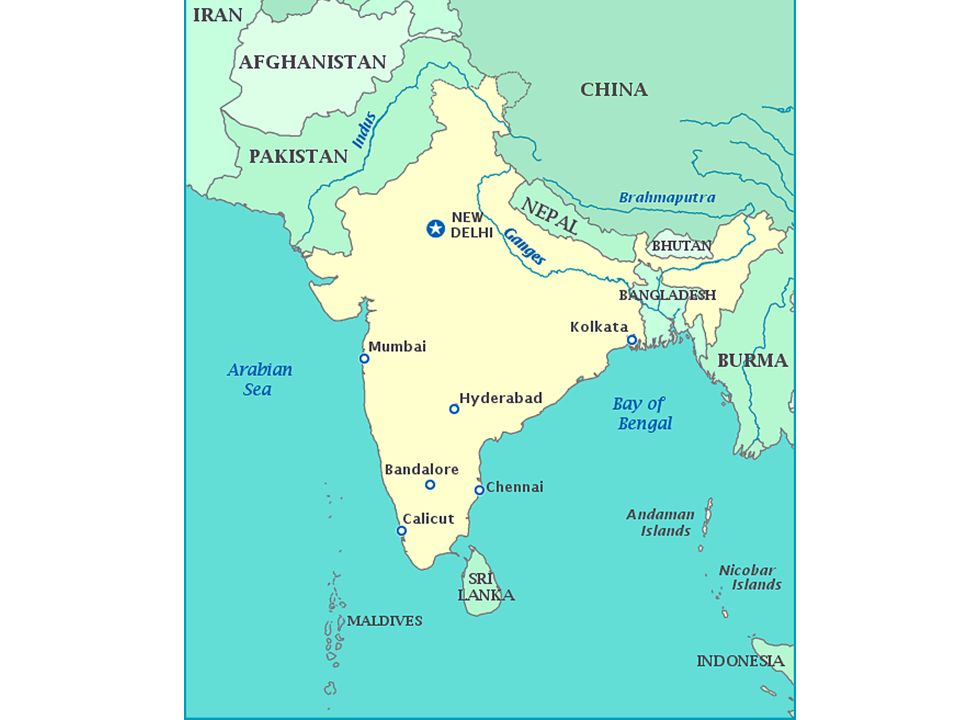 Ancient India/Indus River Valley Civilization Lasted from B C