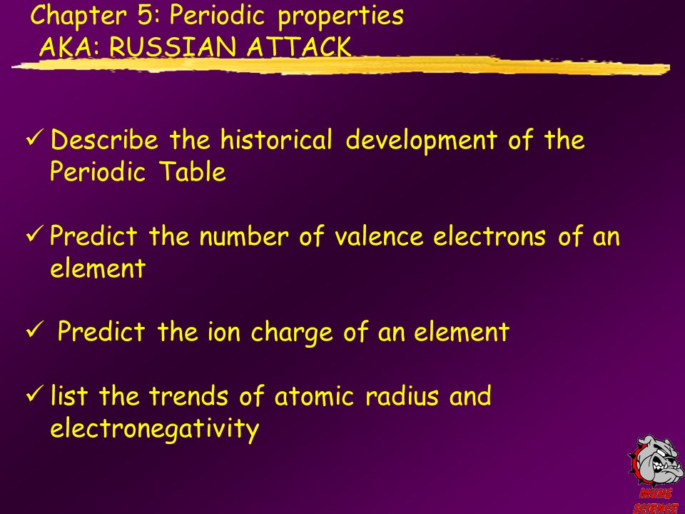 Chapter 5 periodic properties aka russian attack describe the 1 chapter urtaz Gallery