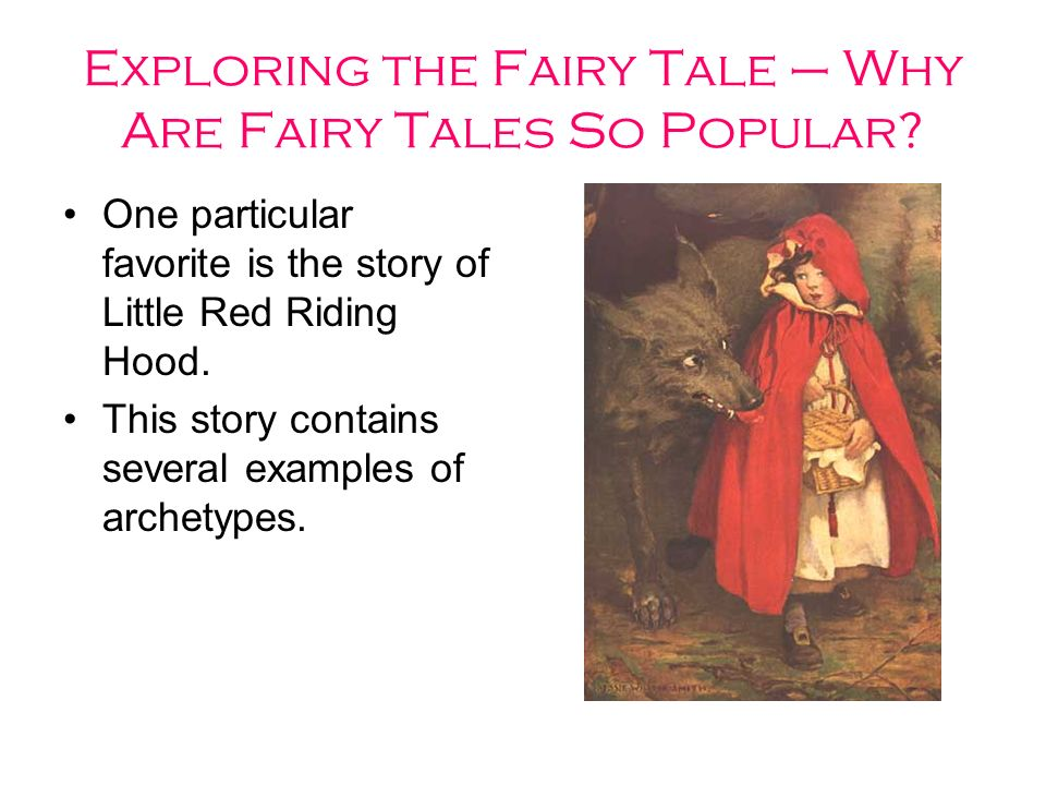 example of fairy tale story