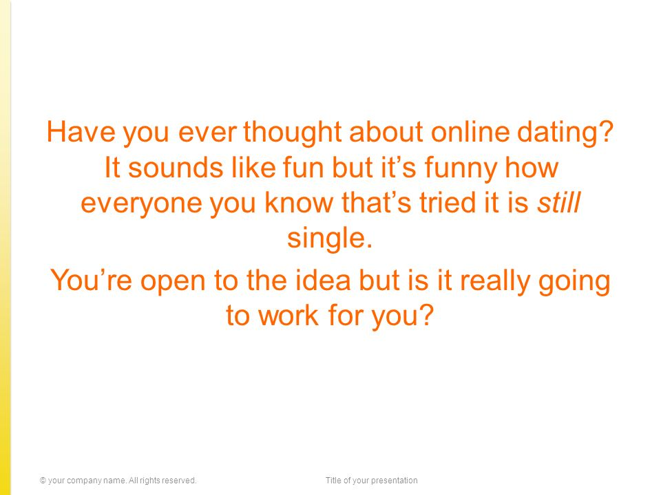 dating outgoing girl