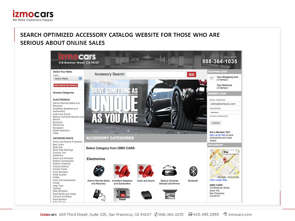 b22b4d483074 SEARCH OPTIMIZED ACCESSORY CATALOG WEBSITE FOR THOSE WHO ARE SERIOUS ...