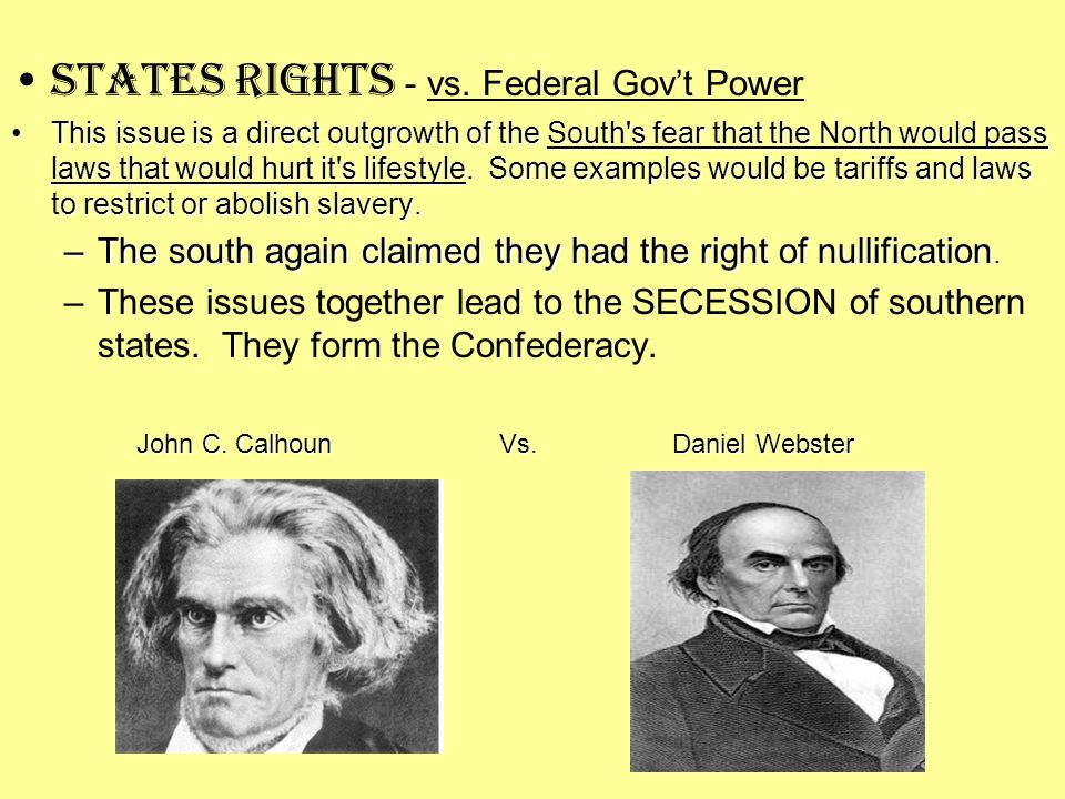 states rights examples