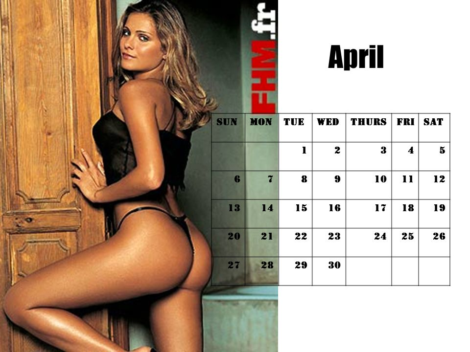 Sorry, clara morgane calendar