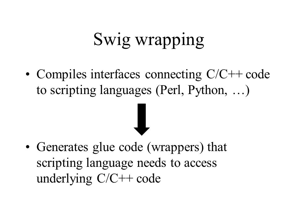 Python/Tango Client Binding Swig ( Vs Boost ( - ppt download