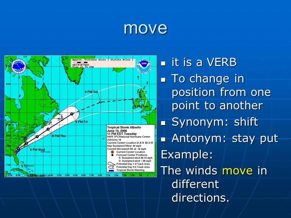 Move the needle synonym