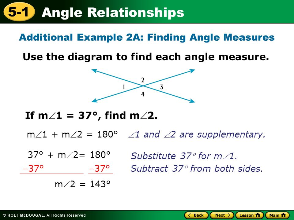 Angle relationships 5 1 learn to classify angles and find their 9 angle relationships ccuart Choice Image