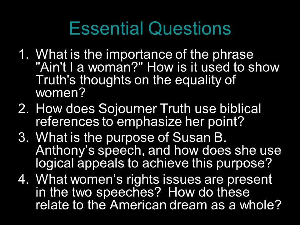 speech on womens rights